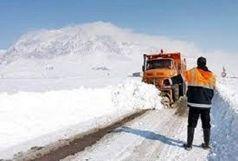 مسدود بودن راه ۲۶۵ روستا در آذربایجان غربی
