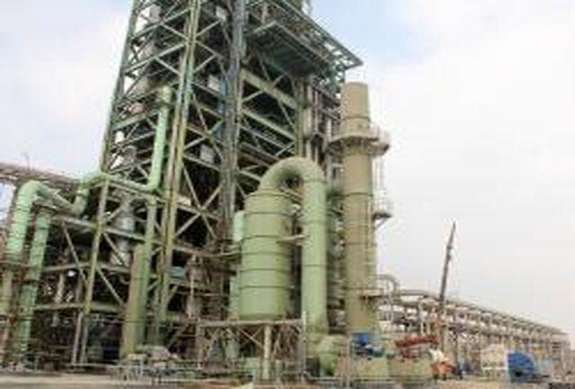 فاز نخست شرکت صبا فولاد خلیج فارس در مراحل پایانی اجرا قرار گرفت