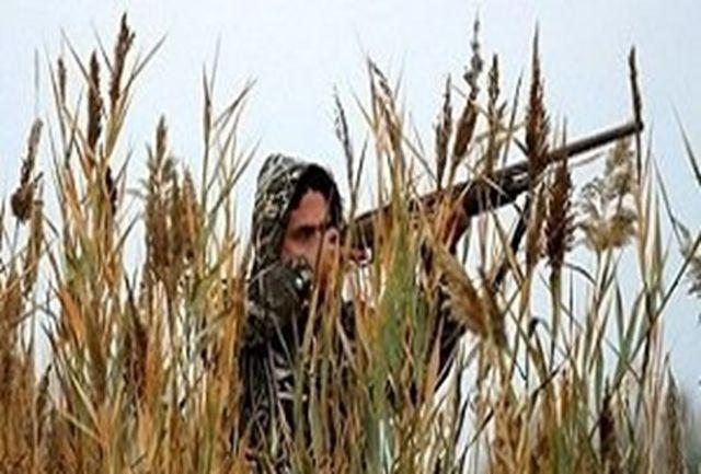 چهار متخلف شکار و صید در شهرستان دهاقان شناسایی و دستگیر شدند