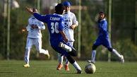 اسامی داوران هفته سیزدهم لیگ برتر فوتبال بانوان اعلام شد