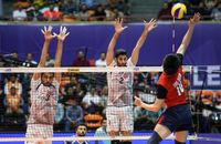 درخواست ملیپوش والیبال ایران از مردم+عکس