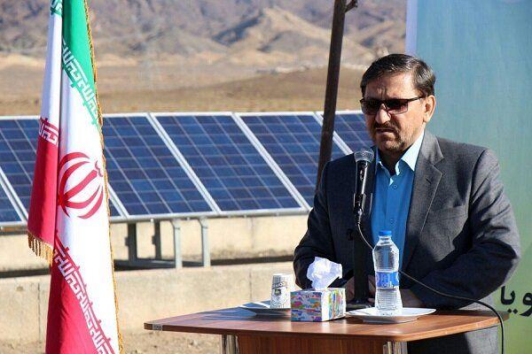 احداث نیروگاههای خورشیدی در استان