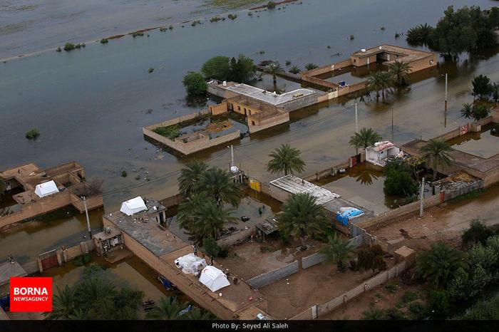 6 کشته و زخمی در جدیدترین سیلاب جنوب کشور