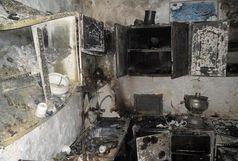انفجار گاز 4 نفر را زیر آوار کشاند