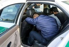 دستگیری باند سارقان مسلح و اعتراف به 4 فقره سرقت