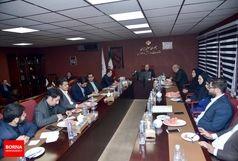 دیدار دکتر سلطانیفر با هیات رییسه مجمع ملی سمنهای جوانان/ ببینید