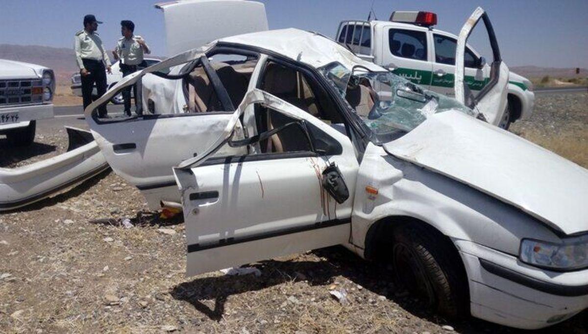 خبر تصادفات مرگبار امروز  در کرمانشاه