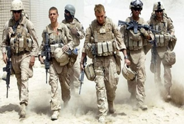 تحرکات جدید و مشکوک ارتش تروریستی آمریکا در عراق