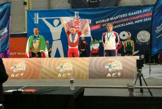 کسب نخستین مدال المپیک پیشکسوتان  برای سیستان و بلوچستان