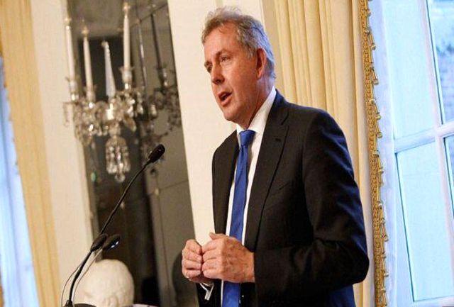 اعلام همبستگی دیپلمات های اروپایی با سفیر مستعفی انگلیس در آمریکا