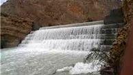افتتاح و بهره برداری از سازه آبخیزداری شهر تیرور در شهرستان میناب در هفته منابع طبیعی