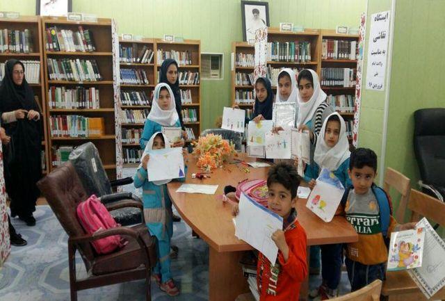 جلسه جمع خوانی در کتابخانه امیرکبیر شهر آبدانان برگزار گردید.