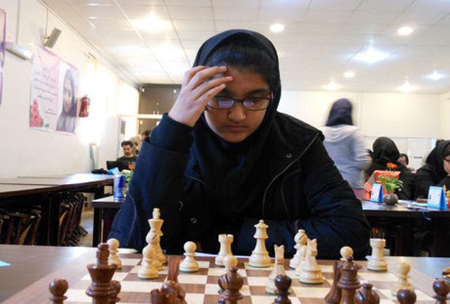 علینسب در بازی اول دور سوم رقابتهای شطرنج قهرمانی بانوان جهان به تساوی رسید