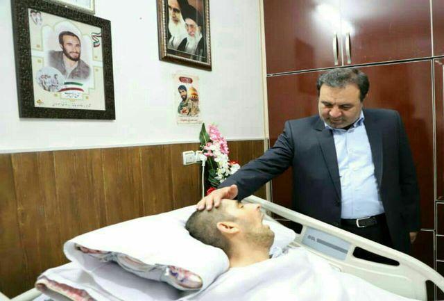 """تسلیت استاندار لرستان به مناسبت شهادت """"سید نورخدا موسوی"""""""