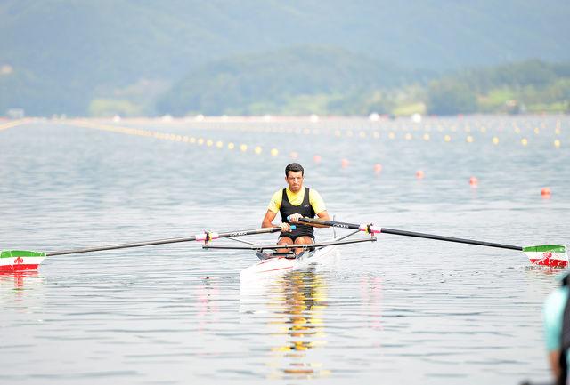 محمدپور: برای کسب مدال طلا در مسابقات شرکت کردم