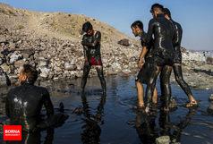 دریاچه ارومیه جان گرفت