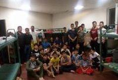 اداره ورزش و جوانان طارم راه اندازی شد