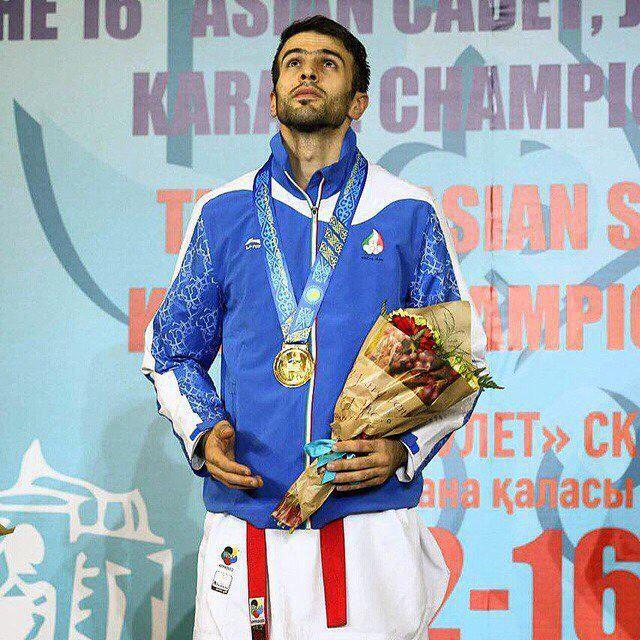 کاراته استان برای نشان برنز لیگ جهانی به میدان می روند