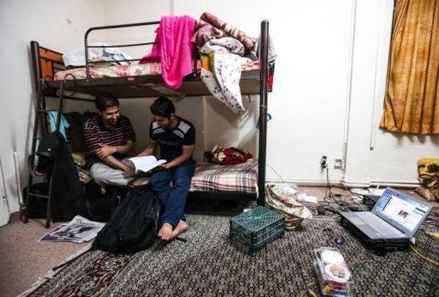 ورود مهمان در خوابگاه دانشجویی ممنوع شد