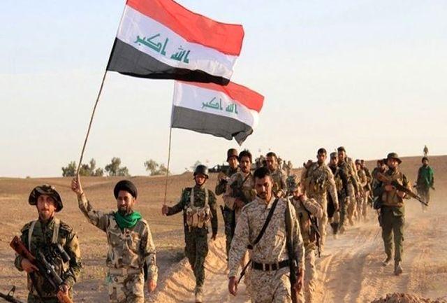 الحشد الشعبی هدف حمله خمپارهای قرار گرفت
