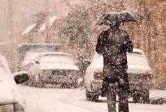 این 6 استان منتظر بارش برف و باران باشند