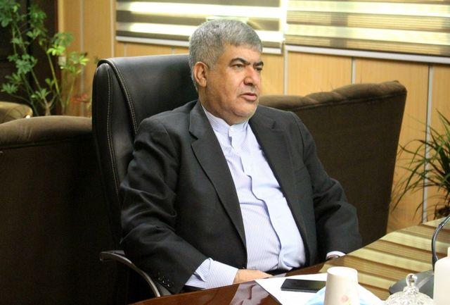 برگزاری مراسم نخستین سالگرد شهادت حاج قاسم سلیمانی در مصلی اسلامشهر