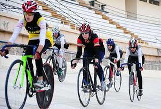 زنان دوچرخه سوار قزوینی نایب قهرمان شدند