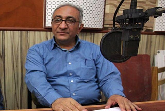 احمد گنجی درگذشت