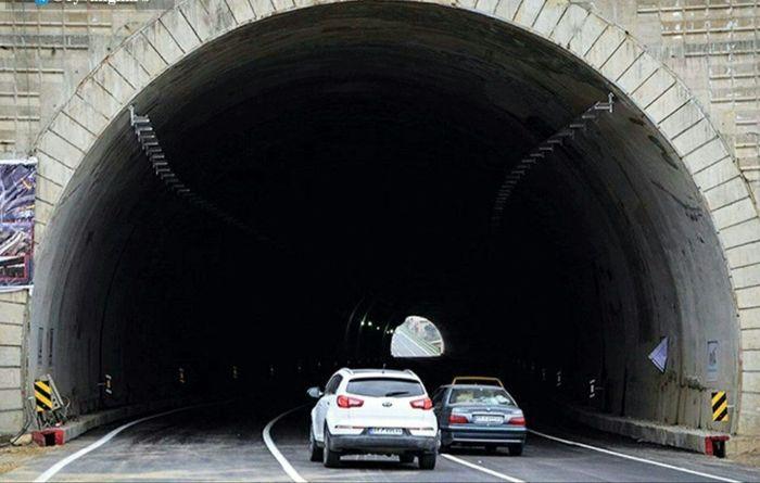 بازگشائی تونل قلاجه