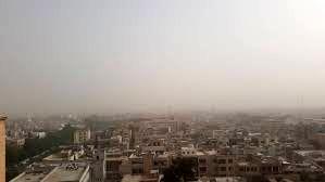 هوای زنجان ناسالم است