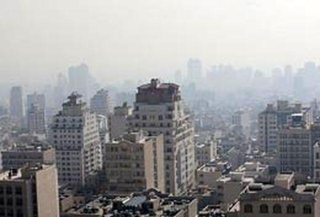 سه متهم اصلی آلودگی هوای پایتخت معرفی شدند