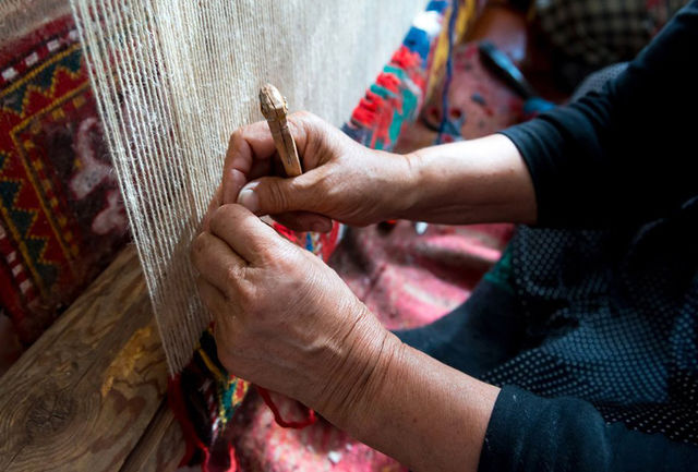 افزایش 34 درصدی تولید فرش دستباف
