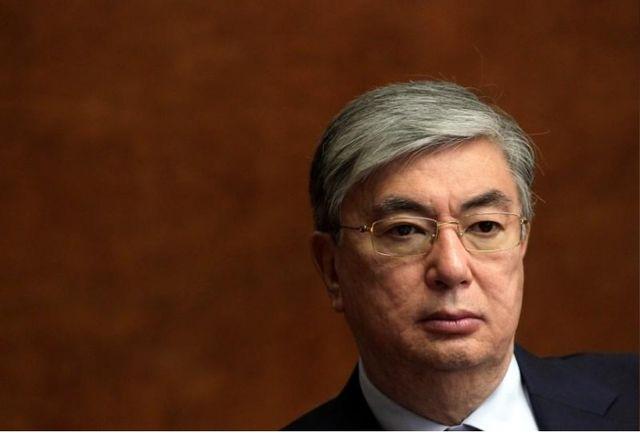 «قاسم ژومارت توکایف» رئیس جمهور قزاقستان شد