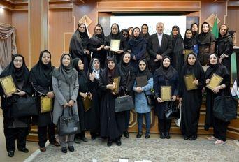 تجلیل از روسای هیأتهای ورزشی استان کرمنشاه توسط اداره ورزش و جوانان