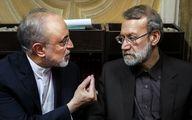 صالحی از تلاشهای لاریجانی در نهاد قانونگذاری کشور قدردانی کرد