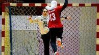 هندبالیست قزوینی در اردوی تیم ملی