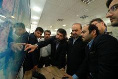 حضور وزیر ورزش و جوانان در  اتاق مانیتورینگ ستاد بحران خوزستان/ ببینید
