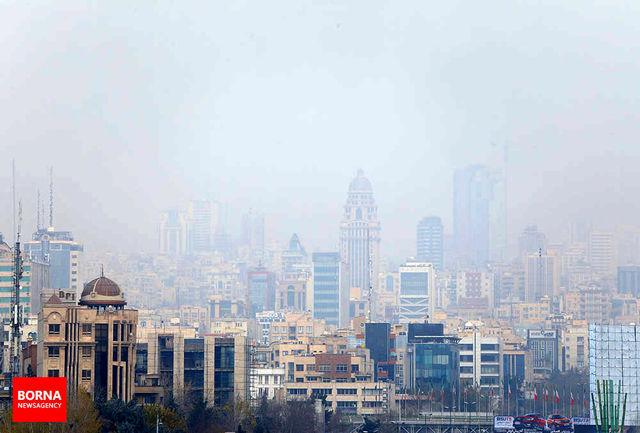 هوای تبریز همچنان آلوده/هوای تبریز ناسالم برای همه گروهها