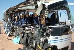 9 کشته و مصدوم در حادثه خودرویی العماره عراق/اسامی زوار سانحه اعلام شد