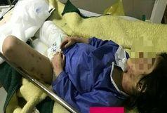 کودکی در مهاباد مورد ضرب و شتم شدید قرار گرفت