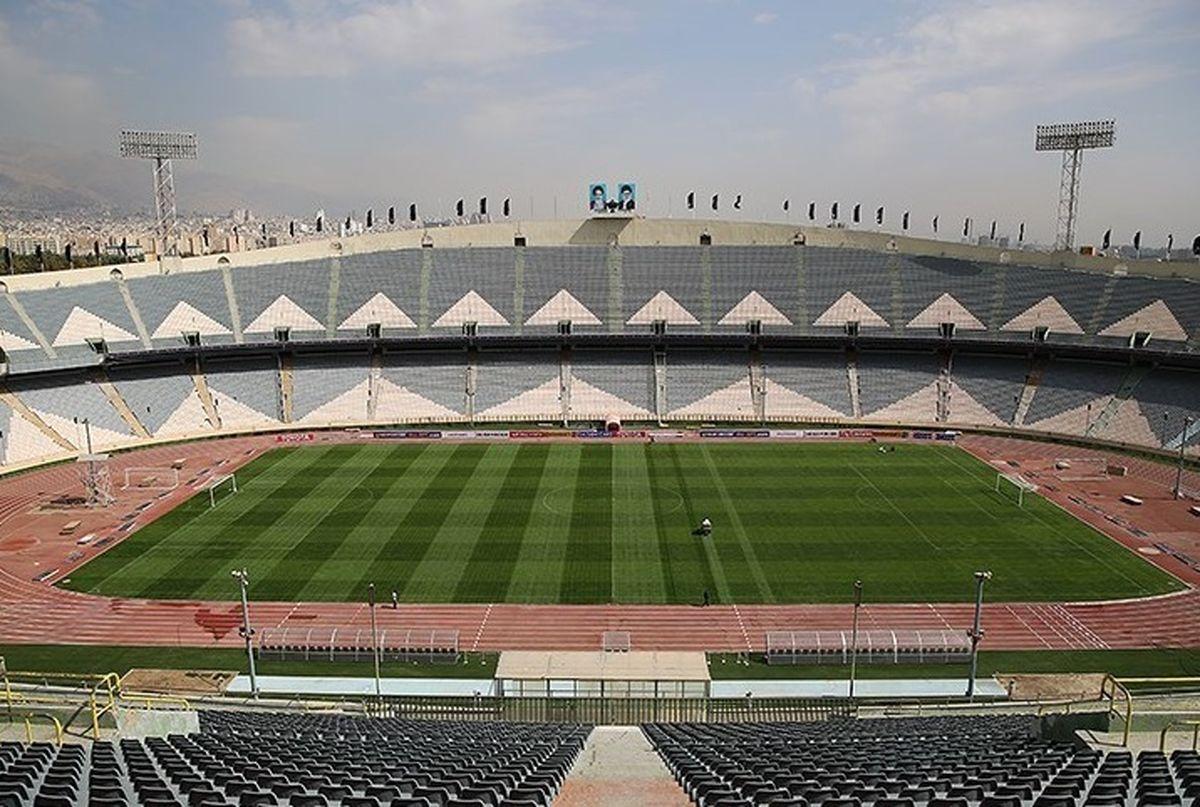 ورود خبرنگاران به استادیومها ممنوع شد