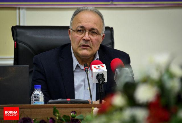 سه هزار تن کالا از طریق فرودگاه اصفهان صادر شد