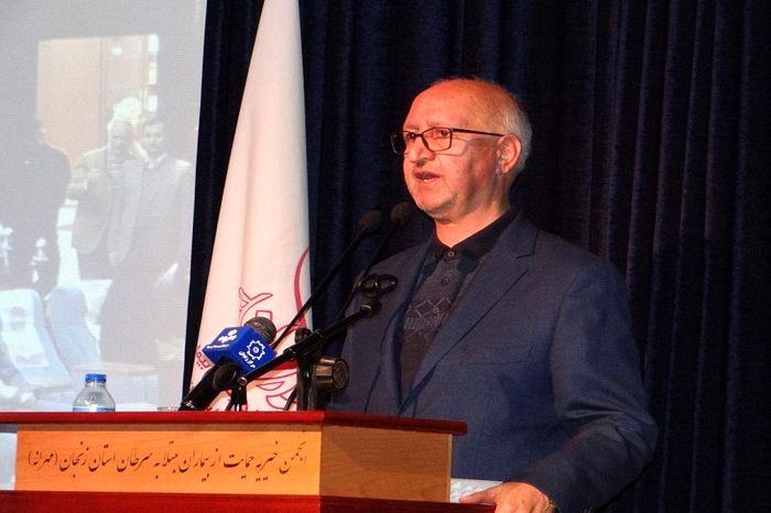 برپایی نمایشگاه کتاب، حرکت عظیم فرهنگی در فضای استان زنجان خواهد بود