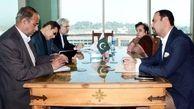 دیدار سفیر ایران با وزیر حقوق بشر پاکستان