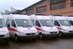 ارائه خدمات به زلزله زدگان با 6 دستگاه آمبولانس