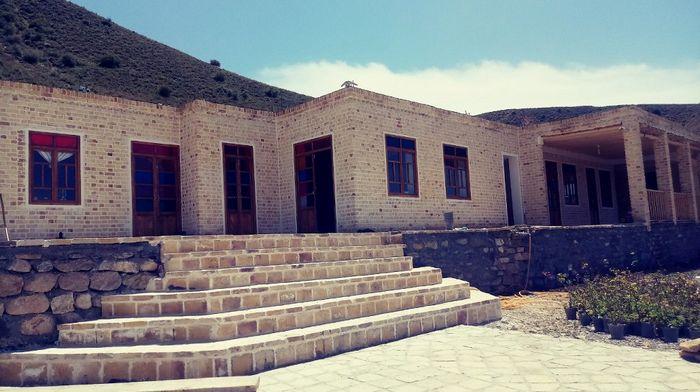 دومین اقامتگاه بومگردی جاجرم در روستای چهاربید بهره برداری میشود