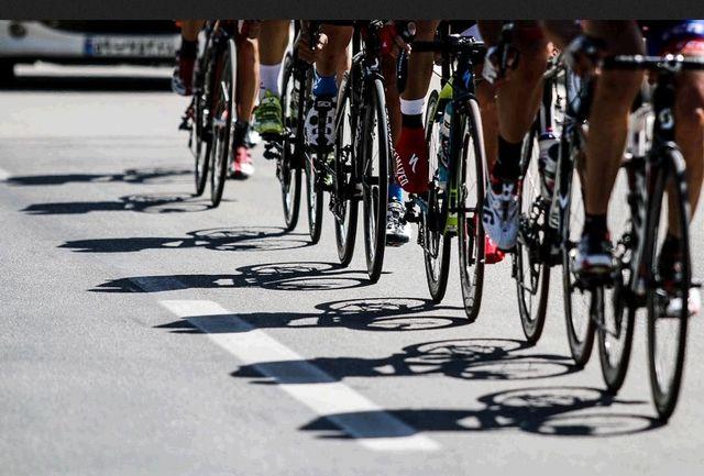 قضاوت دو داور دوچرخه سواری در قهرمانی آسیا