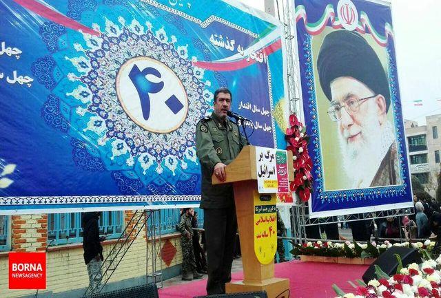 با پیروزی انقلاب اسلامی ارزش ها احیا شد