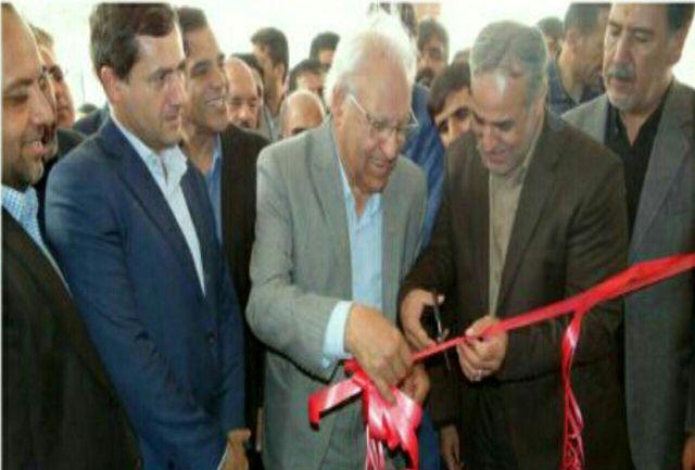افتتاح مدرسه  9کلاسه شبانه روزی در بخش بشارت زلقی الیگودرز