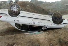 3 کشته بر اثر واژگونی سمند در سیستان و بلوچستان